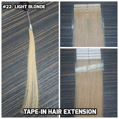 #22- Light Blonde