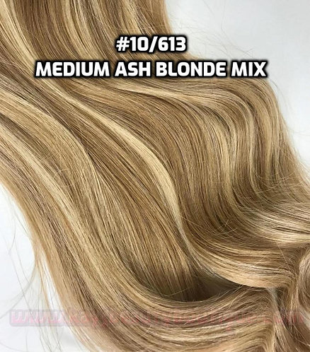Flip-in(HALO) #10/613 Medium Ash Blonde Mix