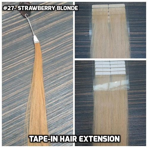 #27- Strawberry Blonde