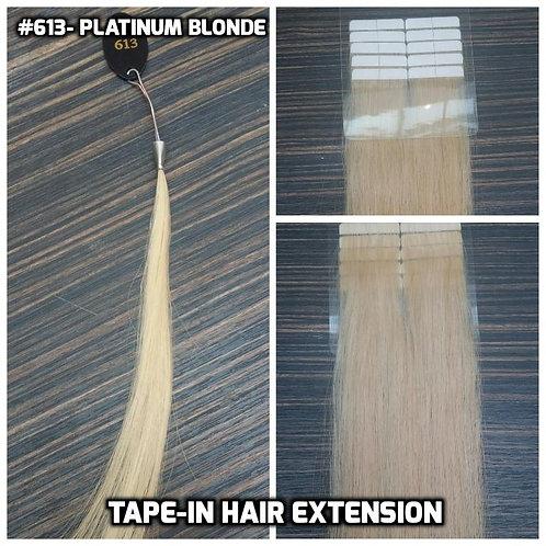 #613- Platinum Blonde