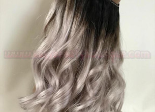 OMBRE HUMAN HAIR EXTENSIONS