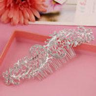 Bridal Crystal Hair comb(LG)