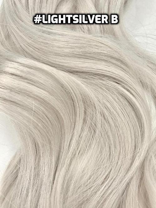 Flip-in(HALO) #LightSilver/Grey Ash Platinum Blonde