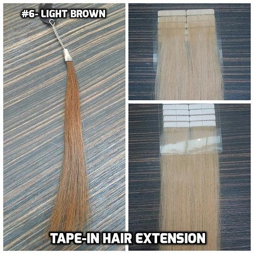 #6- Light Brown