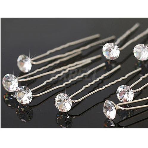 Crystal Hair pin