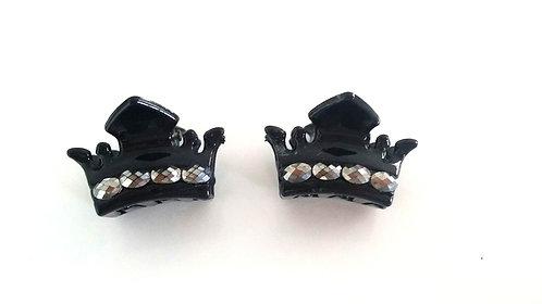 Small Tiara clip(a pair)