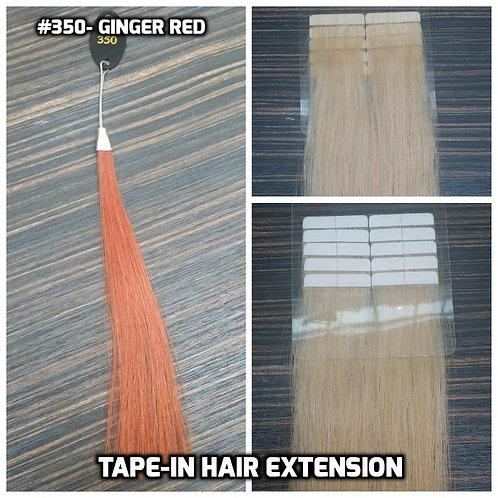 #350- Light Ginger Red