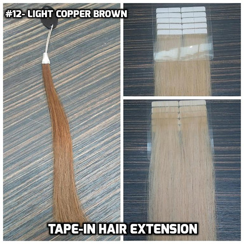 #12- Light Copper Brown