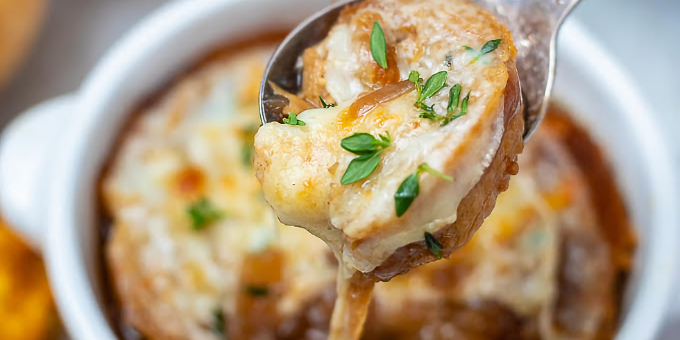 French Onion Soup Pop-up