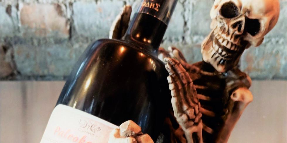 Hallowine at District Wine Bar