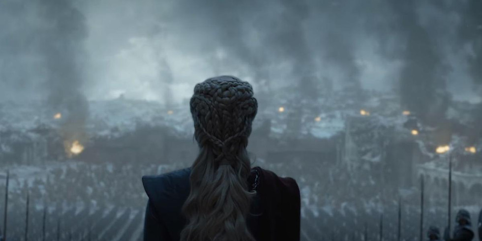 We Drink and Know Things: A Game of Thrones Final Fan Party