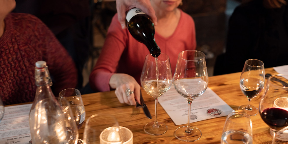 Tasting Tuesday with Sommelier, Bryan Lipa of Scale Wine Group