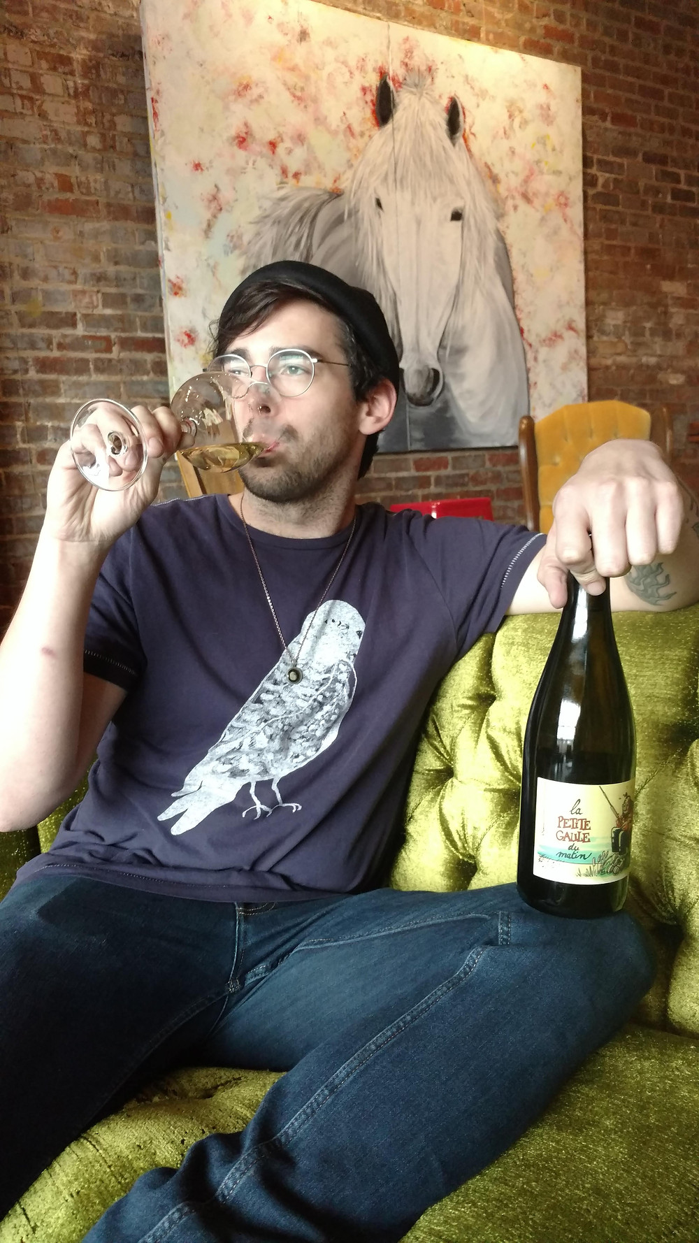 Logan's Tastings From the Green Couch