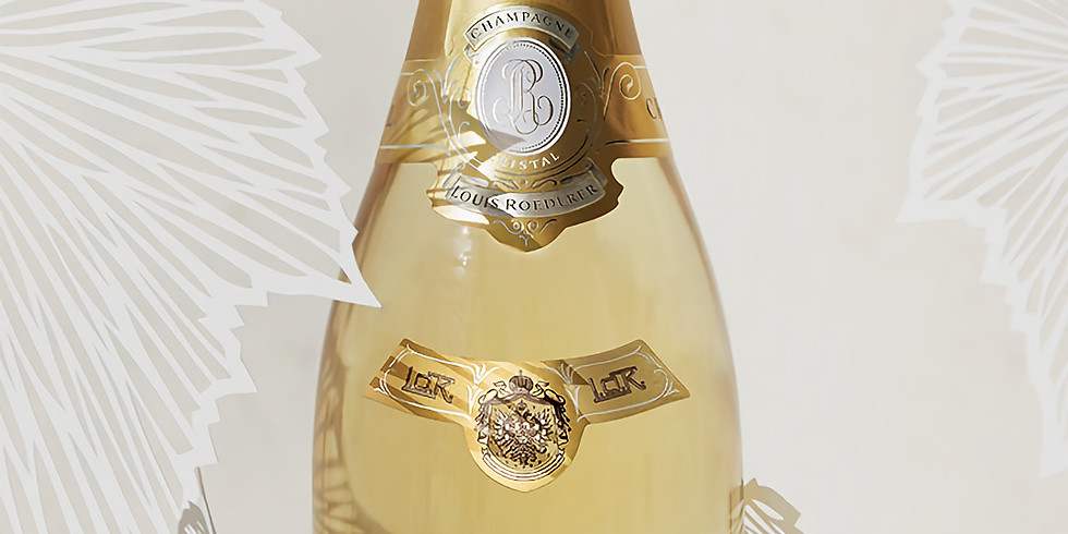 An Exclusive Louis Roederer Champagne Tasting