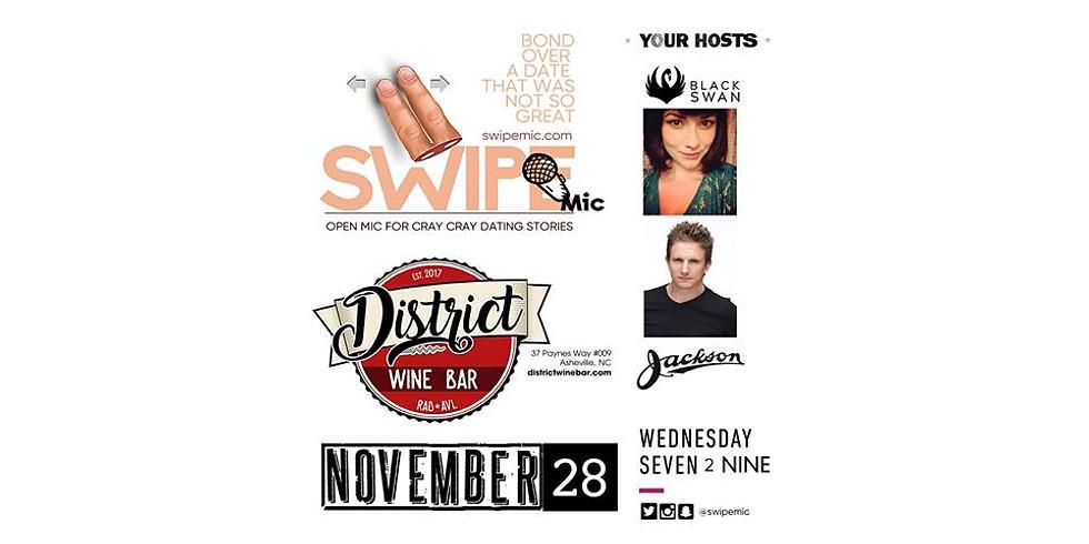 Swipe Mic Show #3 With Hosts Black Swan & Jackson