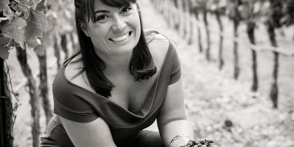 Exclusive Bottle Signing with Alycia Mondavi