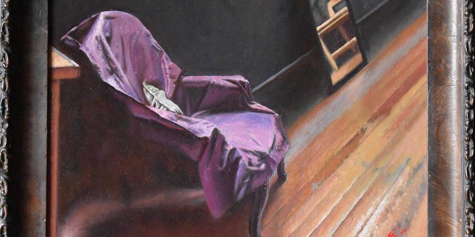 James Daniel, Master Portraiture - Art Opening Reception