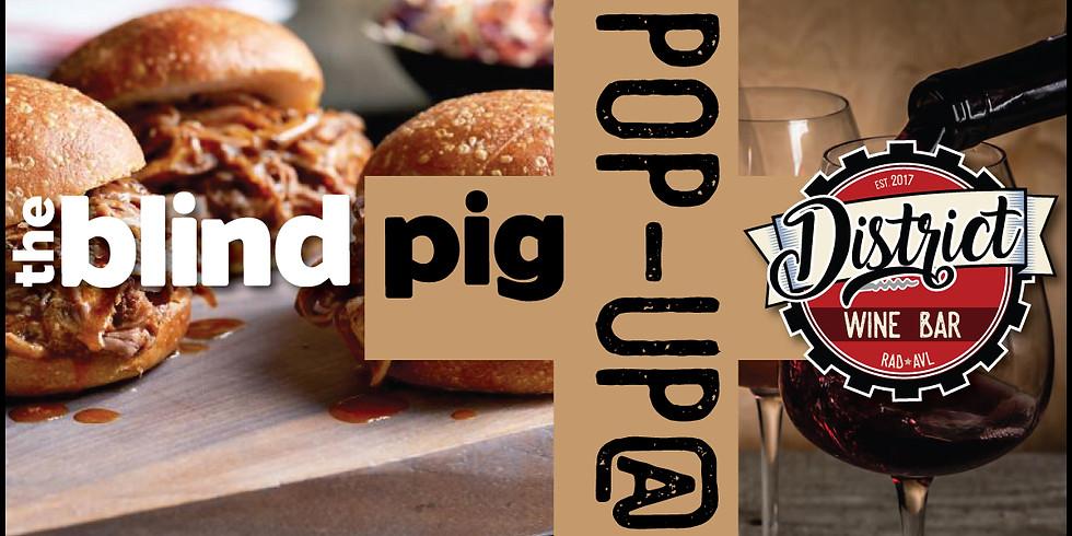 the blind pig Pop-Up