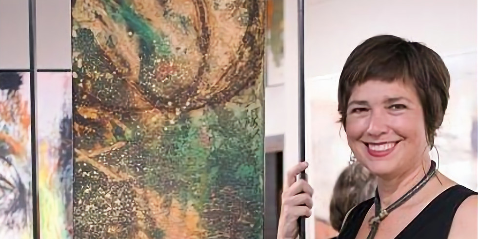 Frances Domingues Art Opening Reception