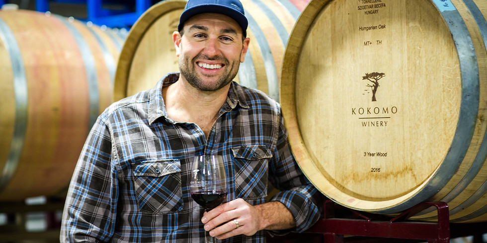 Take a trip to Kokomo with winemaker Erik Miller