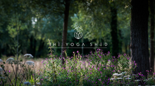 'The Yoga Shed' coming soon!