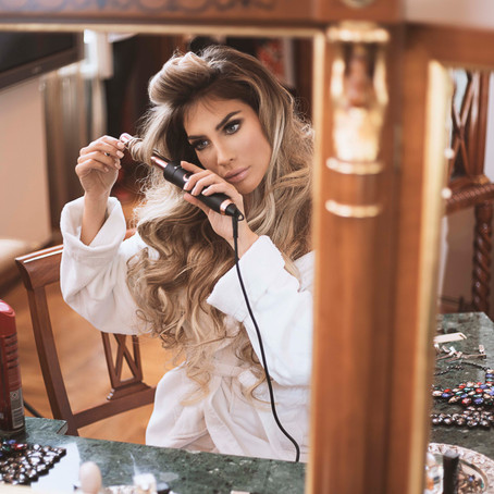 Kako da uvijete vašu kosu figarom kao profesionalac