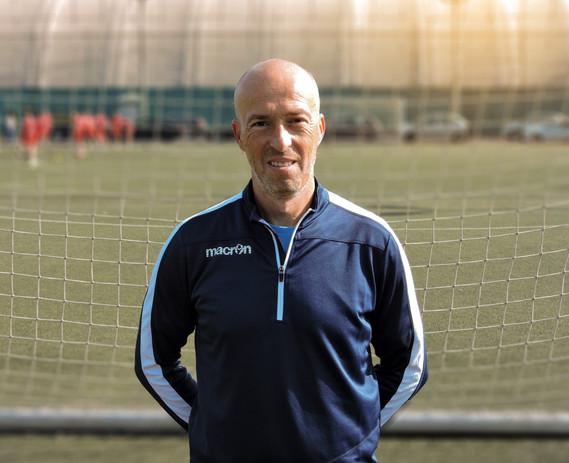 Aleksandar Gasic - Trener golmana