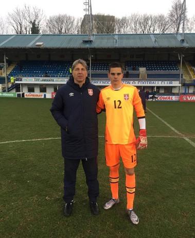 Viborg Koceic Golmanska akademija VK1