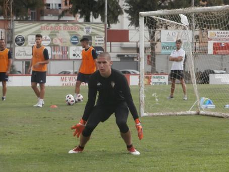 Maksim Milović u San Fernandu