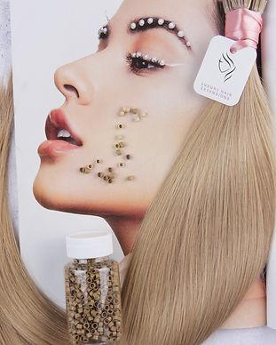 Nadogradnja i kosa na klipse