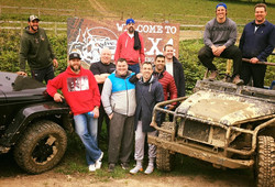 4x4 driving school cardiff South Wales - stag do