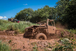 4x4 driving school cardiff South Wales - off roading