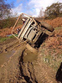 4x4 driving school cardiff South Wales - expereince
