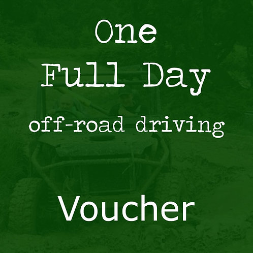 1 Person Full day Voucher