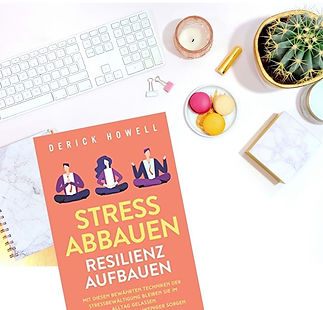 Buchempfehlung Stress abbauen Resilienz
