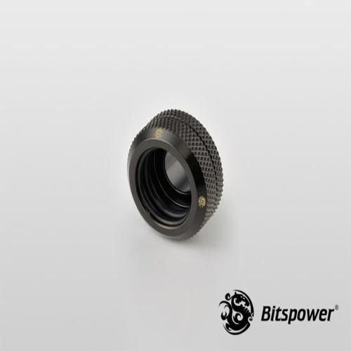 Bitspower G1/4″ Matt Black Enhance Multi-Link For OD 16MM (BP-MBEML16)