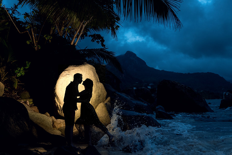 Photographie mariage seychelles
