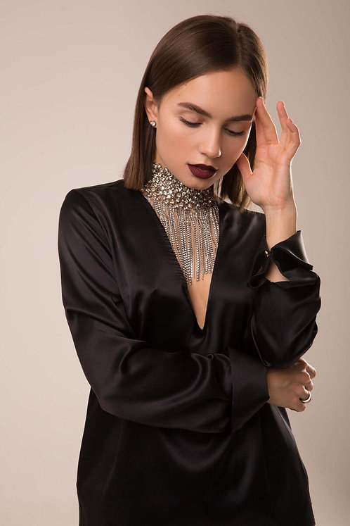 Блуза Black от Елизаветы Белой