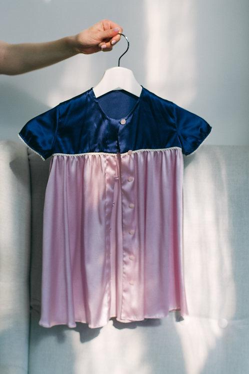 Платье-сорочка Mini Beauty