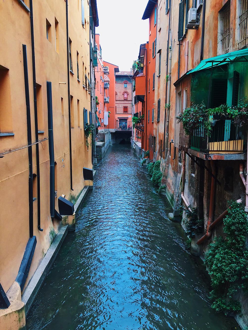 Однажды в Болонии