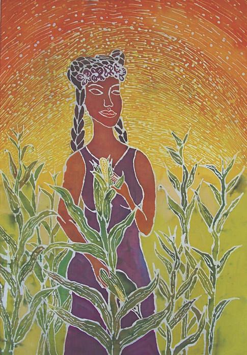 #11 Corn Goddess