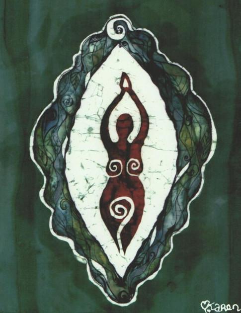 #6 Mother Goddess