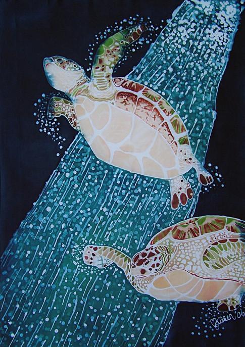 #5 Turtle Love