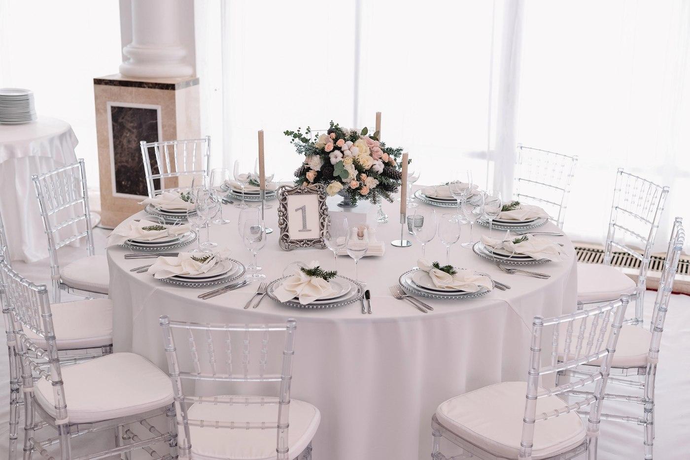 Стол гостей