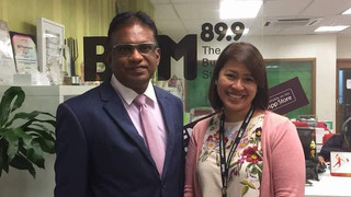 Malaysian Bar President George Varughese goes on BFM