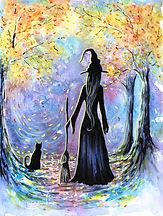 Hallween Faber's Witch & Black Cat.jpg