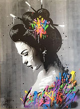 Pop Geisha