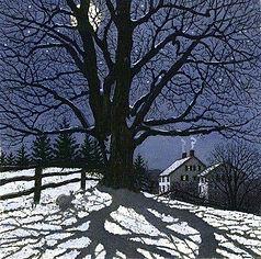 Clear Winter Night by Carol Collette..jpg
