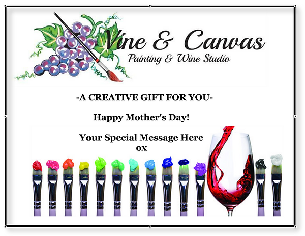 Gift certificate for Mothers Day advert.PNG
