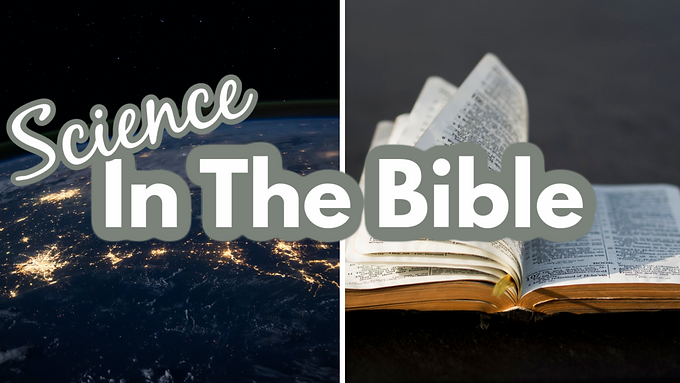 Science In the Bible